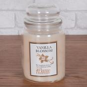 Warmer Candle Jar Vanilla Blossom