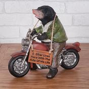 Mike The Biker Mole