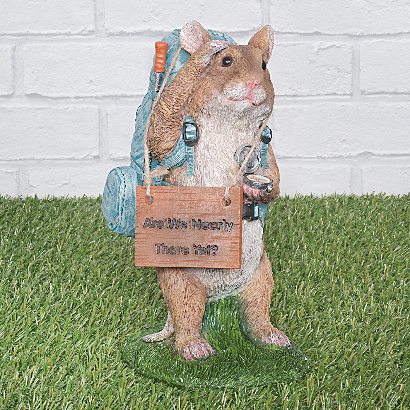 Mike the Hiking Mouse