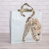 Cat Handle Bag For Life