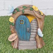 Fairy Blue Door
