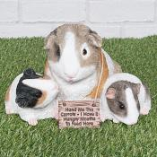 Gail Guineapig with Kids