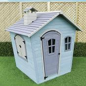 Boys Wendy House Blue