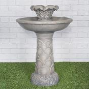 Grey Stone Effect Water Feature