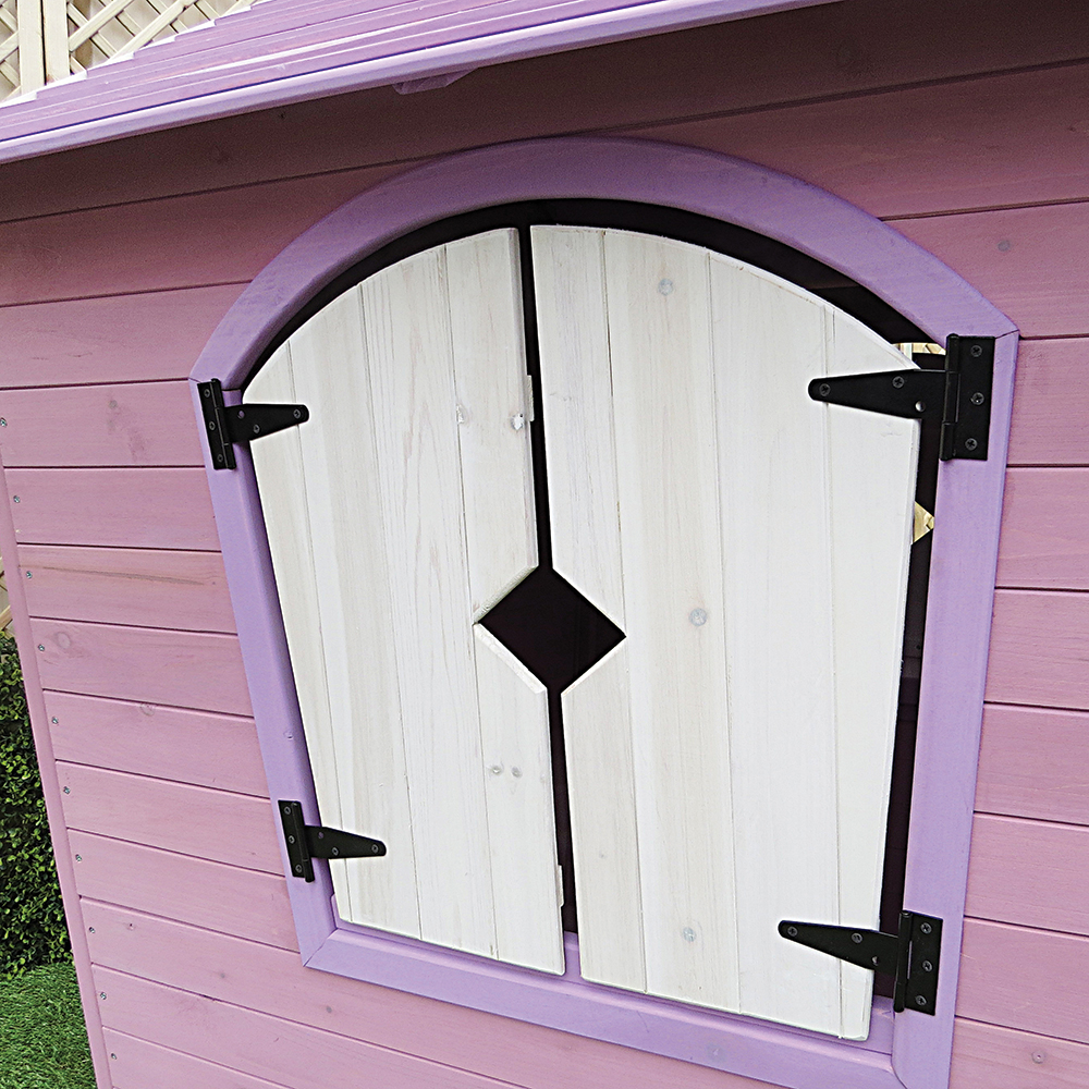 Girls Wendy House Pink 2