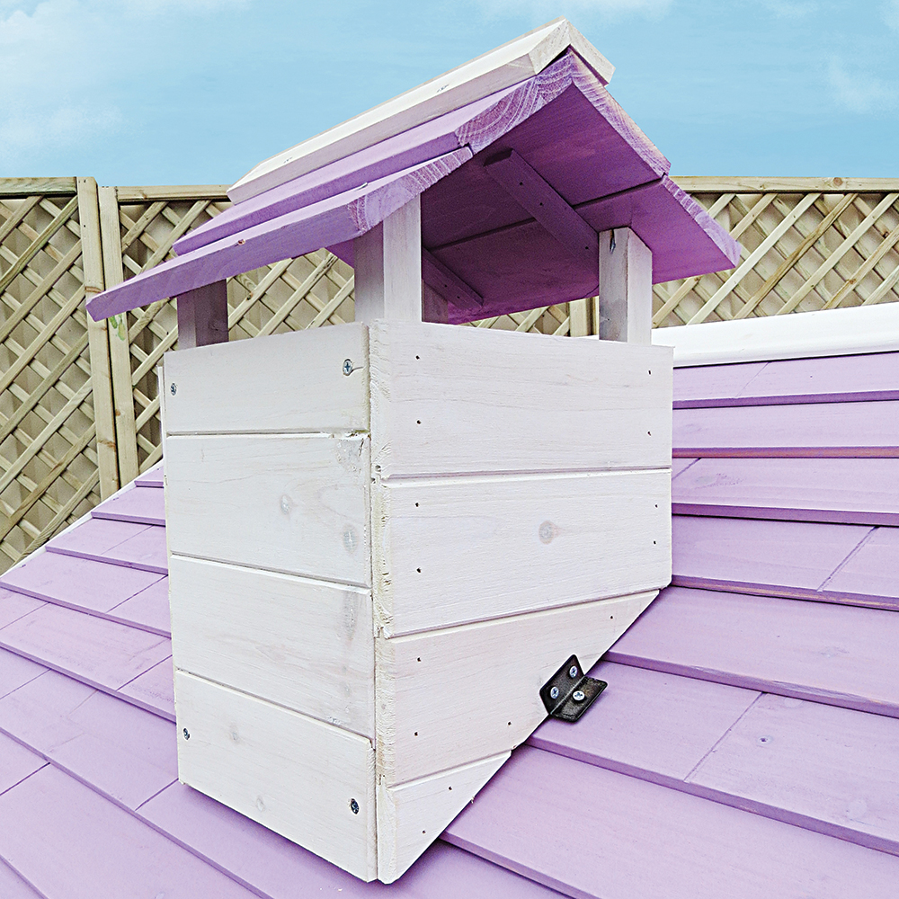 Girls Wendy House Pink 3