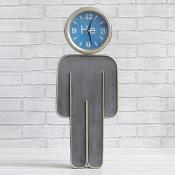 Boy Shape Clock