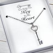 Key to my Heart Jewellery Gift