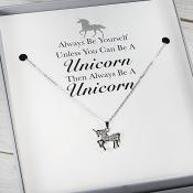 Unicorn Jewellery Gift