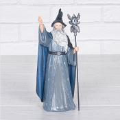 Grey Wizard Statue
