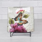 Spring Butterfly Plate Small