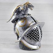 Warrior Helmet Money Box