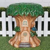Tree House Stool