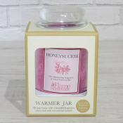 Honeysuckle BOXED Warmer Candle Jar