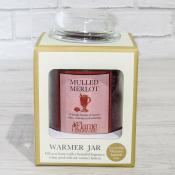 Mulled Merlot BOXED Warmer Candle Jar