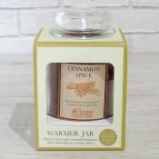 Cinnamon BOXED Warmer Candle Jar